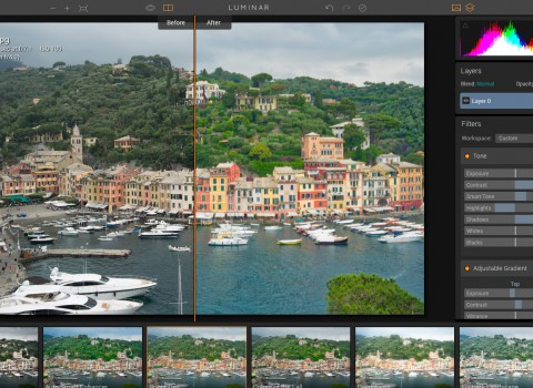 Nuovo software in alternativa a Lightroom